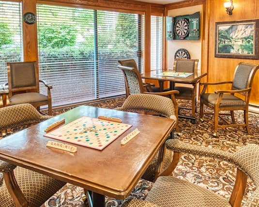 Games Room, Parkwood Place, Victoria