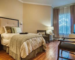 Model Suite, Bedroom, Parkwood Place, Victoria