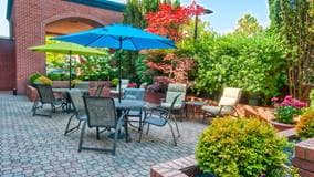 Patio, Parkwood Place Retirement Residence, Victoria