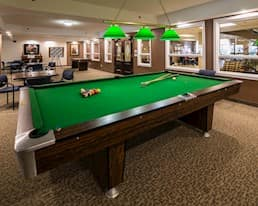 Games Room, Plymouth Cordage, Welland