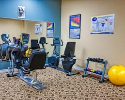 Fitness Room, Portobello, Orléans