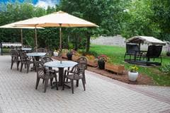 Patio, Prince of Wales, Nepean