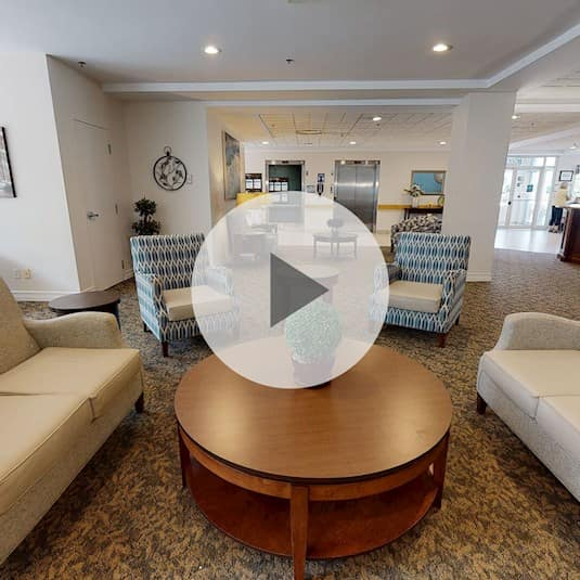 Lounge, Prince of Wales Retirement Residence, Nepean