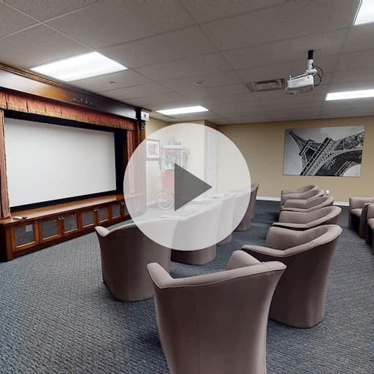 Theatre & Recreation Room, Prince of Wales Retirement Residence, Nepean