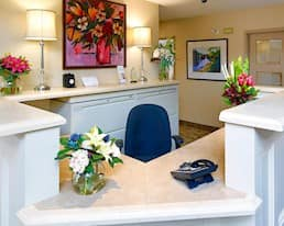 Reception, Rayoak Place, North York