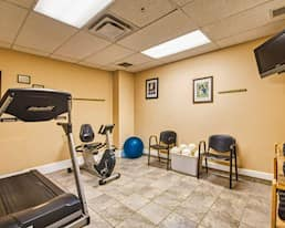 Exercise Room, Renaissance, Regina