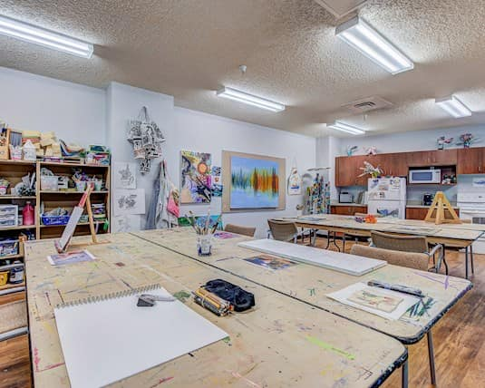 Art Studio, River Ridge, St. Albert