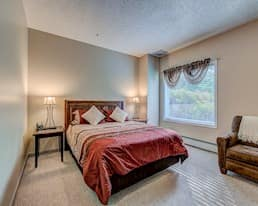 Model Suite, Bedroom, River Ridge, St. Albert