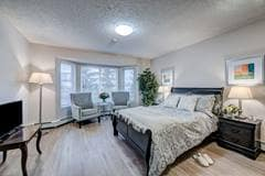 Model Suite, Bedroom, Riverbend, Edmonton