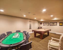 Games Room, Sunwood, Maple Ridge