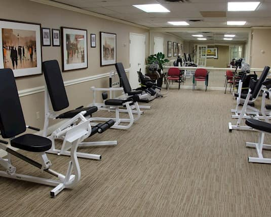 Exercise Room, The Beechwood, Mississauga