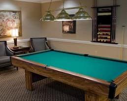 Games Room, The Beechwood, Mississauga