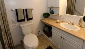 Model Suite, Bathroom, The Beechwood, Mississauga