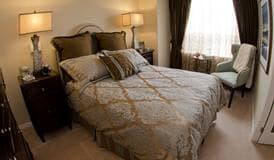 Model Suite, Bedroom, The Beechwood, Mississauga