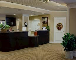 Reception, The Beechwood, Mississauga