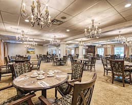 Dining Hall, The Bentley Hillsdale, Regina