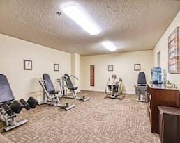 Fitness Room, The Bentley Hillsdale, Regina