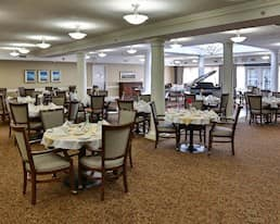 Dining Room, The Bentley, Moose Jaw