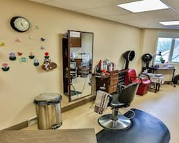 Salon, The Bentley Yorkton