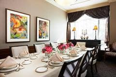 Private Dining Room, The Claremont, Toronto