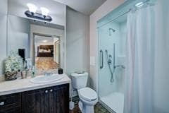 Model Suite, Bathroom, The Heartland, Okotoks