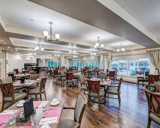 Dining Hall, The Heartland, Okotoks