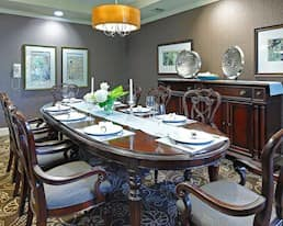 Private Dining Room, The Kensington, Oakville