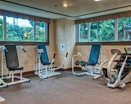 Exercise Room, The Kensington, Victoria