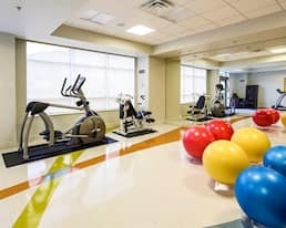 Fitness Room, The Renoir