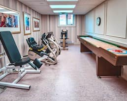 Exercise Room, The Wellington, Winnipeg