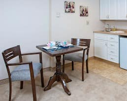 Model Suite, Kitchen, The Westwood, Ottawa
