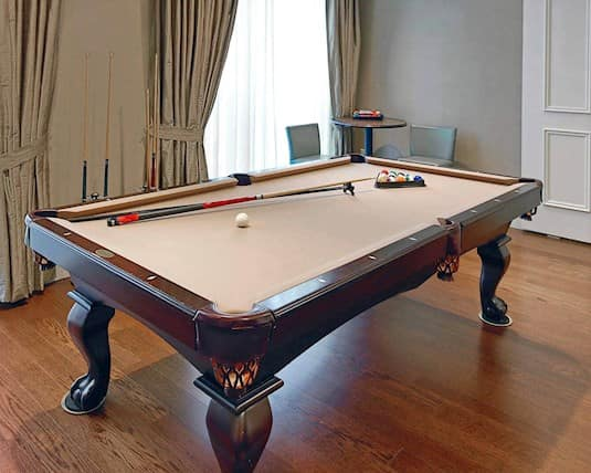 Games Room, The Williamsburg, Burlington