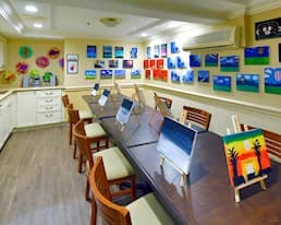 Art Room, Trafalgar Lodge, Oakville