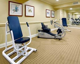 Fitness Room, Trafalgar Lodge, Oakville