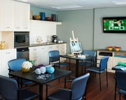 Activity Room, Trillium Court, Kincardine