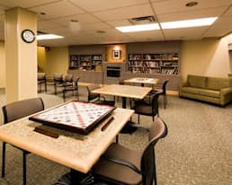 Games Room, Victoria Place, Kitchener