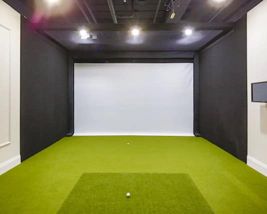 Golf Simulator, Westney Gardens, Ajax