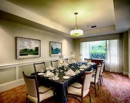 Private Dining Room, Whitecliff, South Surrey/White Rock