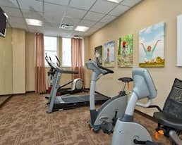 Fitness Room, Windermere on The Mount, London