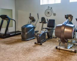 Fitness Room, Windsor Park Retirement Residence, Ottawa