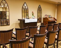 Chapel, Windsor Park Retirement Residence, Ottawa