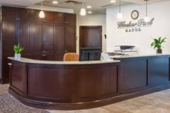 Reception, Windsor Park Retirement Residence, Ottawa